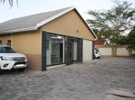 Classic-Lodge, hotel near O.R. Tambo International Airport - JNB,