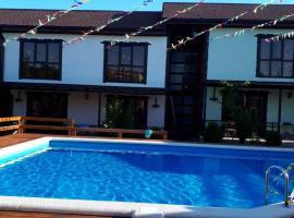 Апельсин-райский островок, отель в Архипо-Осиповке