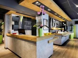 ibis Budget Villemomble, hotel near Bobigny-Pablo Picasso Metro Station, Villemomble