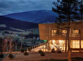 Tarcin Forest Resort and Spa MGallery by Sofitel, hotel in Tarčin