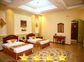 "AURIS PARK HOTEL ""Oriyo"", hotel in Dushanbe"