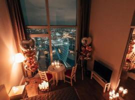 Romantic Room Moscow, отель для свиданий в Москве