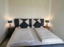 Heeser Spargelhof Appartements, pet-friendly hotel in Weeze
