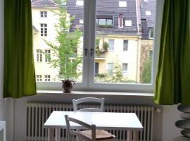 Apartment möbliert Nibelungensiedlung, hotel in Nürnberg