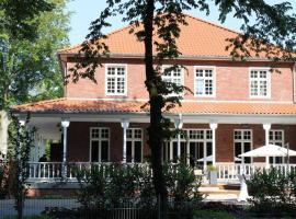 Villa Medici, budget hotel in Münster