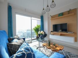 Simply Comfort Amazing Design Apt Panoramic Ocean View Gym Karaoke Pool, hotel with pools in Lima