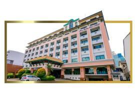 Sing Golden Place Hotel, hotel in Hat Yai
