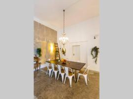 Unique Bohemian Loft, apartment in Berlin