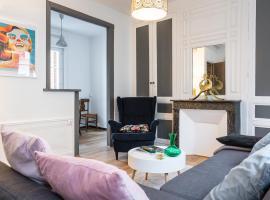 TOWNHOUSE TROUVILLE - Appart'Hotel & Studios, apartment in Trouville-sur-Mer