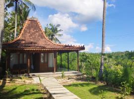 Tanah Damai Hotel, hotel in Nusa Penida