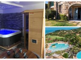 la parenthèse, spa et sauna privatif, family hotel in Saint-Raphaël