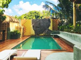 Terra Sancta, hotel near Corong Corong Beach, El Nido