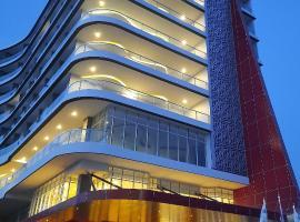LABERSA TOBA HOTEL & CONVENTION CENTRE, hotel di Balige