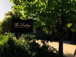 The Dudley Boutique Hotel, accommodation in Daylesford