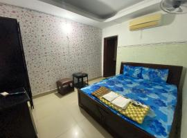OYO 994 Thao Vy Hotel, hotel near Saigon Exhibition and Convention Center, Ho Chi Minh City