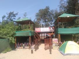 Green Light guest house, guest house in Gokarna
