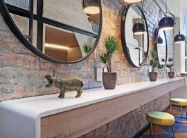 Hippo Pod Hotel, hotel in Kaapstad