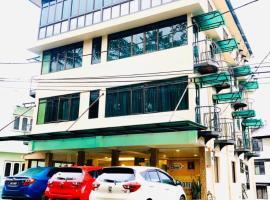 ADAM HOTEL,金馬崙高原的飯店