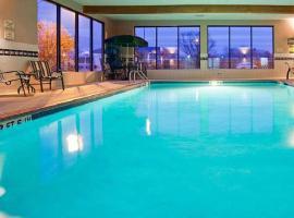Norwood Inn & Suites Eagan, family hotel in Eagan