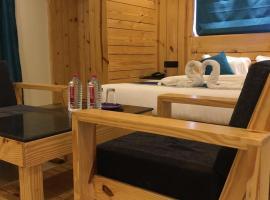 Hotel New Golden Veena, pet-friendly hotel in Mount Ābu