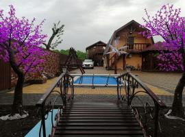 Гостиница Хаджох, hotel near Temple Agua, Kamennomostskiy