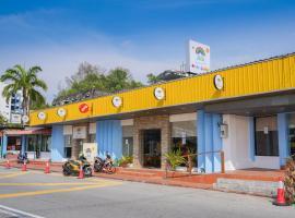 OYO 89912 Jma Ferringhi Beach Hotel, hotel in Batu Ferringhi