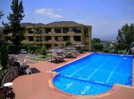 Nobleza Hotel, hotel in Kigali