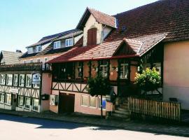 Waldecker Taverne, hotel in Bad Arolsen