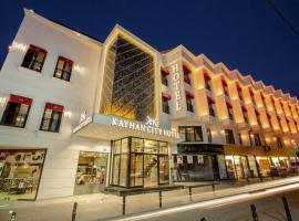 Kayhan City Hotel، فندق في بورصة