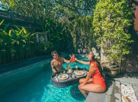 Nyuh Bali Villas, hotel in Seminyak