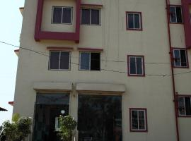 HOTEL JAGDAMBA, отель в Аурангабаде