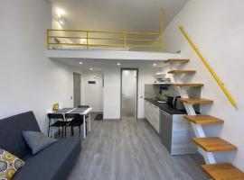 Апартаменты Ожешко 34, apartment in Grodno