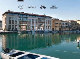 Cabanon City Centre Apartments, apartment in Peschiera del Garda