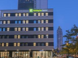Holiday Inn Express - Frankfurt City - Westend, hotel near Main Tower, Frankfurt/Main