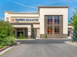 Comfort Inn & Suites Logan Near University, hotel in Logan