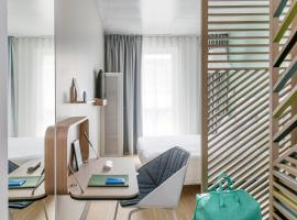 OKKO Hotels Toulon Centre、トゥーロンのホテル