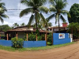 Pousada Pôr do Sol, guest house in Barra Grande
