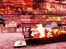 WADI RUM STAR WARS CAMP, hotel in Wadi Rum