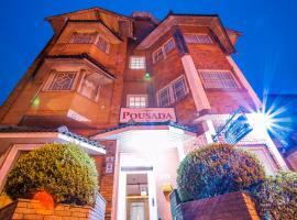 Grand Residences Pousadas, hotel in Campos do Jordão
