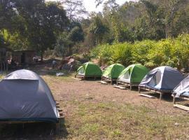 Darjeeling Nature Camp, pet-friendly hotel in Darjeeling