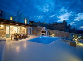Villa Altera Pars of Mykonos, pet-friendly hotel in Mýkonos City
