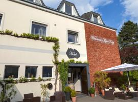 Weinhotel Ayler Kupp, hotel near Pedestrian Area Trier, Ayl