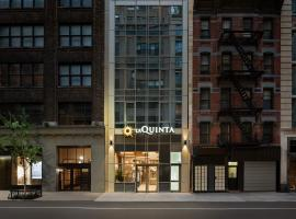 La Quinta by Wyndham Time Square South, hotel a prop de Times Square, a Nova York