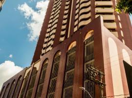 Apart privativo no centro, piscina, Ar, Smart TV, apartment in Joinville
