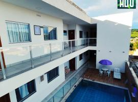 Pousada Do Alto, hotel with pools in Capitólio