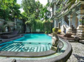 Sania's House, hotel in Ubud
