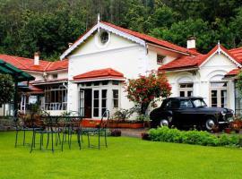 Kluney Manor, hotel in Ooty