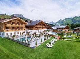 Burg Vital Resort, hotel in Lech am Arlberg