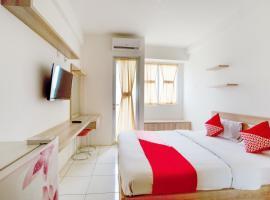 OYO 2942 Apartement River View Jababeka, hotel di Bekasi