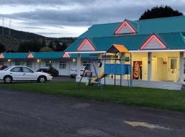 Lamplighter Motel, motel in Kamloops